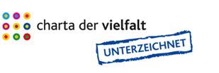Logo Charta der Vielfalt - Unterzeichner