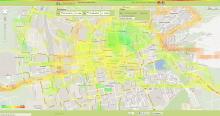 Umweltdaten Darmstadt