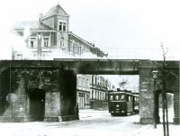 1891 Dampfstraßenbahn