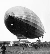 1930 Zeppelin