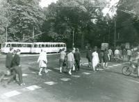 1961 Obushaltestelle Böllenfalltor