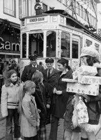 1972 Kinder-Bahn
