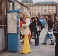 1972 Fahrkartenautomat