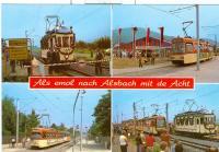1979 Postkarte Eröffnung Alsbach