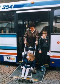1995 Niederflurbus