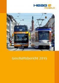 Geschäftsbericht 2015 HEAG mobilo