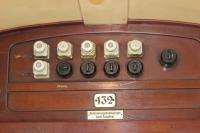 Die Elektrik im Beiwagen 132
