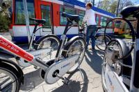 Multimodalität - Call a bike