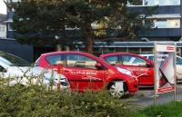 book-n-drive Carsharing Station in Darmstadt am Kantplatz