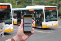 20.000 Mal wurde die HEAG mobilo-App bereits heruntergeladen