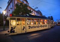 Der Datterich-Express ist im Dezember auf Glühwein-Tour.
