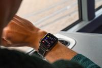 Die App der HEAG mobilo kann jetzt auch mit der Apple Watch genutzt werden.