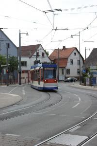 Ab 6. August erneuern die Wissenschaftsstadt Darmstadt und die HEAG mobilo Pflaster und Gleise in Arheilgen.