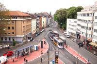 Die Infrastruktur rund um den Willy-Brandt-Platz muss erneuert werden.
