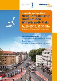 Informationsveranstaltung am 20. Mai