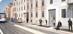 Ausbau Bessunger Straße
