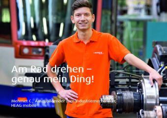 Ausbildung zum/zur Industriemechaniker/in